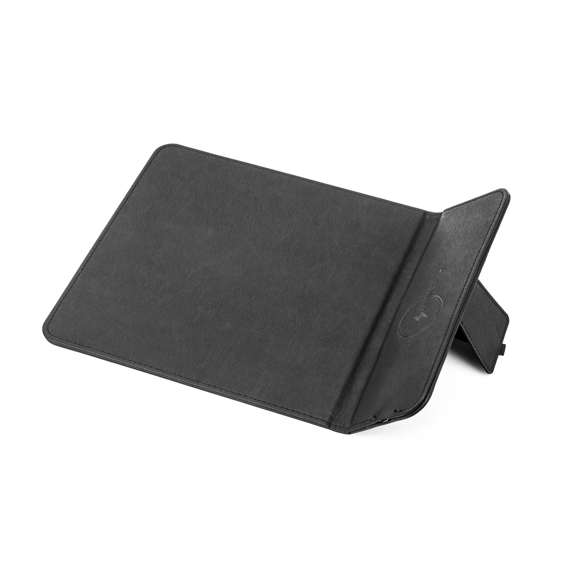 3 in 1 Fast Wireless Charger Mouse Pad With Phone Holder