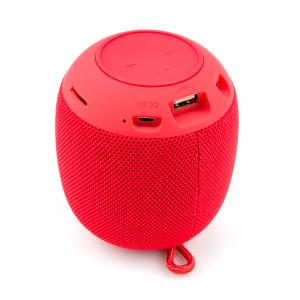 chargeable  fabric wireless portable  speaker