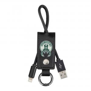 PU LEATHER USB CABLE